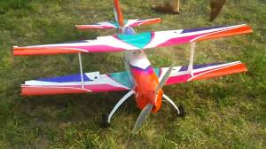 double master new biplane robbe doublemaster youtube