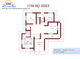 1500 square feet house plans in kerala home deco plans