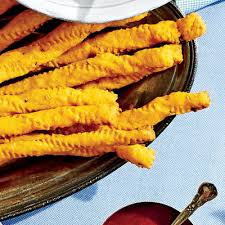 the guests are coming plan for starters cheese straws