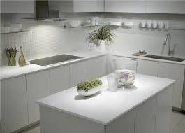 White Kitchen Countertops by White Kitchen Cabinets With Laminate Countertops Extravagant Home