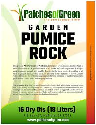 Where To Buy Rocks For Garden by Amazon Com Volcanic Garden Pumice Rock From Patches Of Green