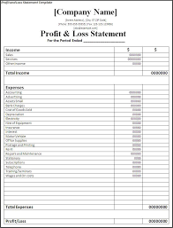 Profit Loss Statement Template Free 49ae16be683693474d11d86e7232e5e1 templates free bank statement jpg
