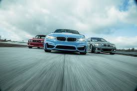 Bmw M3 2015 - then vs now 2015 bmw m3 vs 2006 e46 vs 1991 e30 automobile magazine