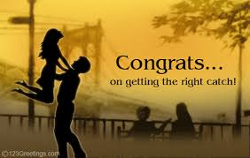 congratulations to the lovely free engagement ecards 123