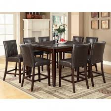 Tall Dining Room Table Sets by Dining Room Set Seats 8 Dining Room Set Seats 8 Emejing Dining