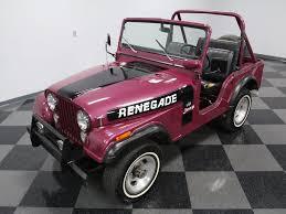 1974 jeep renegade 1974 jeep cj5 streetside classics car