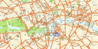 Clemson University Map London Monuments Map Cartes Détaillées De Londres Paris London