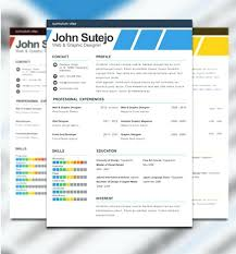 creative resume templates free cool resume templates free creative resume template design vectors