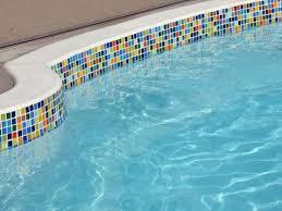 pool tile ideas waterline pool tile pictures