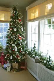 corner christmas tree corner christmas tree christmas lights decoration