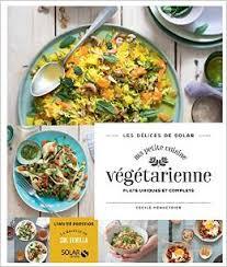 editeur livre cuisine ma cuisine végétarienne artichaut et cerise