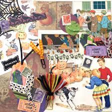 halloween journal fabric journals patty radish
