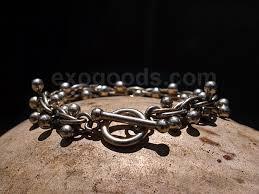 handmade chain bracelet images Heavy silver chain bracelet for women handmade ladies ethnic jpg
