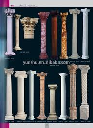pillar designs for home interiors home decorative carved columns for interior design