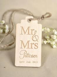 engraved wedding gift wedding gift tags for favors custom listing custom wooden heart
