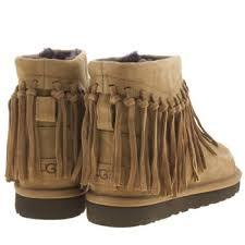 ugg wynona sale womens ugg australia wynona fringe suede boots shoes canada