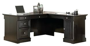 Sauder L Shaped Computer Desk Desk Sauder Harbor View L Shaped Computer Desk With Hutch Sauder