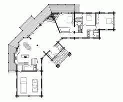 log floor plans artistic luxury log home floor plans and designs with two car