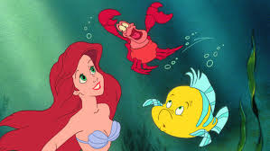mermaid movie ariel chloe grace moretz