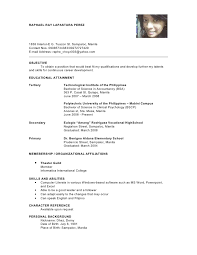 e resume new 2017 resume format and cv samples miamibox us