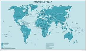 World Map Regions by Un World Map Adriftskateshop