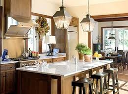 Cottage Kitchen Lighting Lanterns Island Cottage Kitchens Pinterest Kitchens