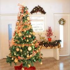 wholesale sparkling led artificial christmas tree
