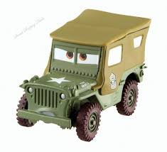cars sally toy disney pixar cars sarge diecast vehicle kids toy car little