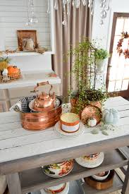 decorating ideas for a kitchen fall vintage kitchen decorating fox hollow cottage