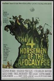 the four horsemen of the apocalypse movie posters from movie