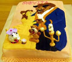belle cake ideas cakecentral com