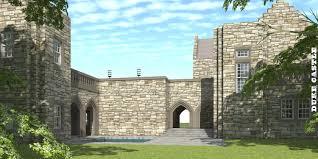 Castle House Plans Duke Castle Plan U2013 Tyree House Plans