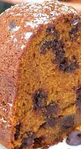 pumpkin chocolate chip bundt cake recipe pumpkin chocolate