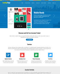 new 25 best landing page wordpress themes 2017 slashwp