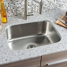 Single Undermount Kitchen Sinks by Hahn Classic Chef 23