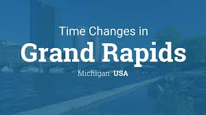 Michigan Fall Color Map by Time Changes In Year 2017 For Usa U2013 Michigan U2013 Grand Rapids