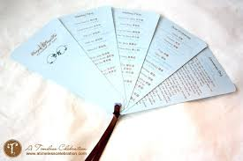 program fans fan wedding invitations custom wedding program fans fan wedding