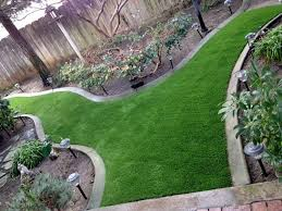 fake lawn edgewood indiana landscape rock front yard ideas