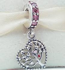 sterling pandora style bracelet images 925 sterling silver tree of love dangle charm bead fits european jpg