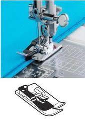 Blind Hem Presser Foot Buy Sewing Machine Parts Online Uk Sewing Machine Accessories
