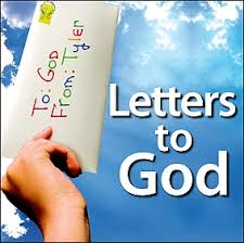 images letters to god