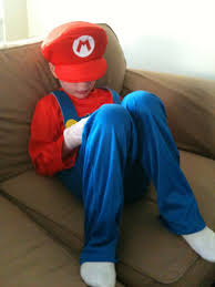 mario costumes for halloween halloween costume preview meet mario my mom shops