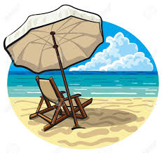 Lounge Chair Umbrella 7 088 Lounge Chair Cliparts Stock Vector And Royalty Free Lounge