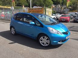 honda jazz 1 4 ex 5dr blue 2009 in baglan neath port talbot