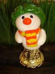 haji firooz doll this doll is one of the symbol for new year in iran made by