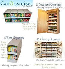 kitchen pantry organization ideas pantry can organizer pantry organizer ideas pinterest