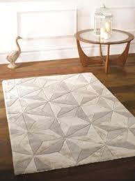 tappeto grande moderno tappeto moderno piccolo grande beige chiaro e grigio pattern
