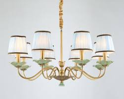Copper Chandeliers Modern Bronze Copper Chandelier For Bedroom Dining Living