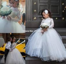 aliexpress com buy perfect ball gown flower dresses formal