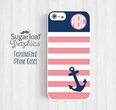 Items Similar To Nautical Anchor - personalized monogram nautical anchor iphone by sugarloafgraphics